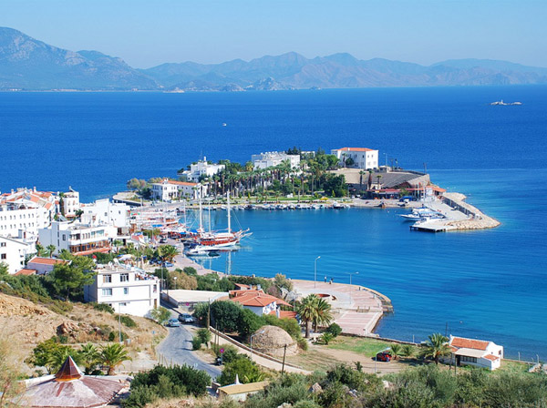 Turcja - Datca